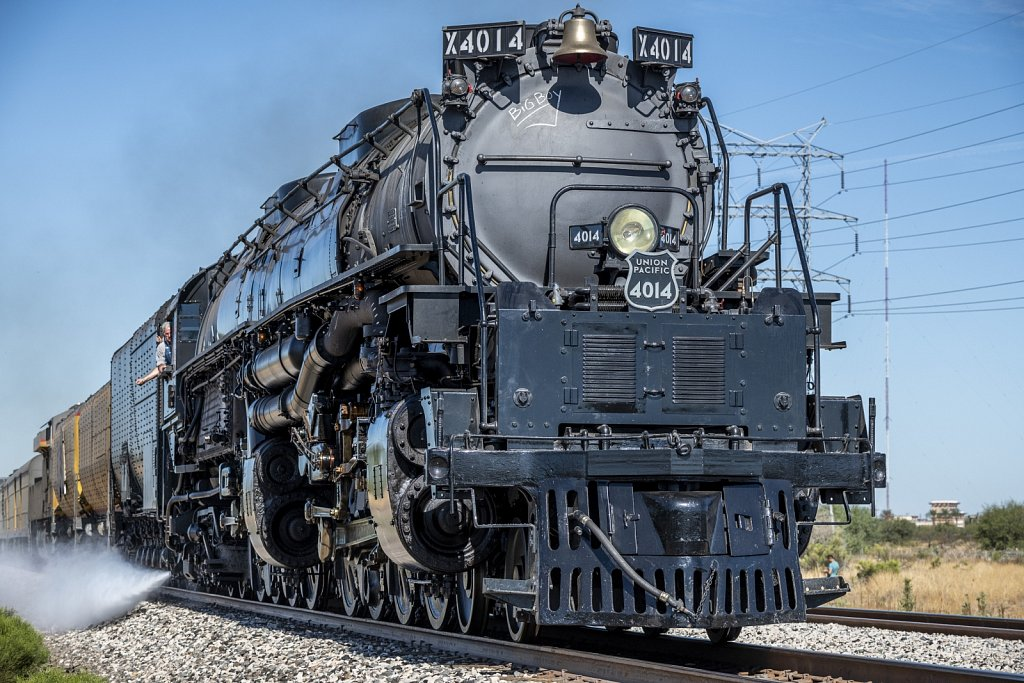 Union Pacific's Big Boy