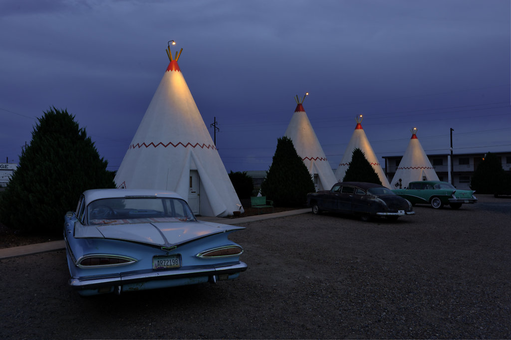 Wigwam and Chevy